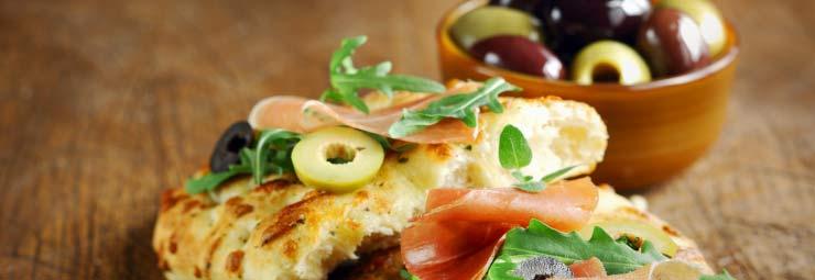 varianti regionali pizza