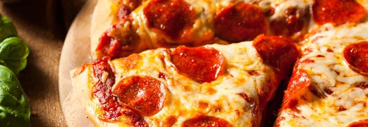 pizza sana alimentazione