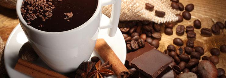 gusti cioccolata calda