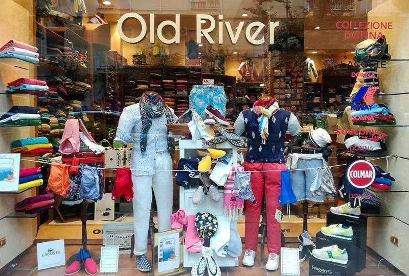 lowest price 3f231 f103a Old River - Abbigliamento uomo - vendita al dettaglio ...
