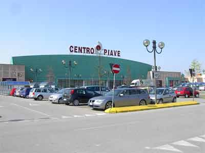Consorzio Centro Piave Centri Commerciali Supermercati E
