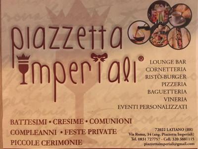 Piazzetta Imperiali