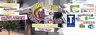 Bar Mezzaluna City H24