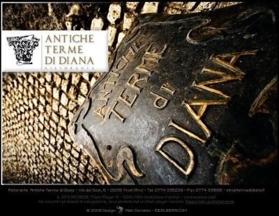 Ristorante Antiche Terme di Diana