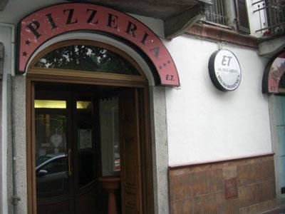 Ristorante Pizzeria Caffetteria E.T.