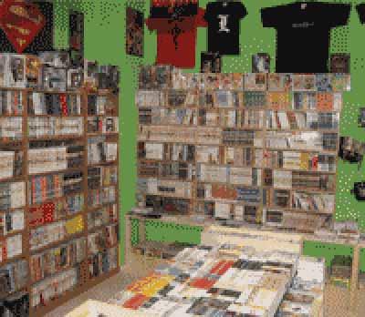 Comix Green Fumetti & Gadgets