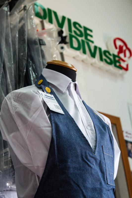 Divise   Divise - Abbigliamento Professionale - Abiti da lavoro ed  indumenti protettivi Napoli  cb13962e6ba