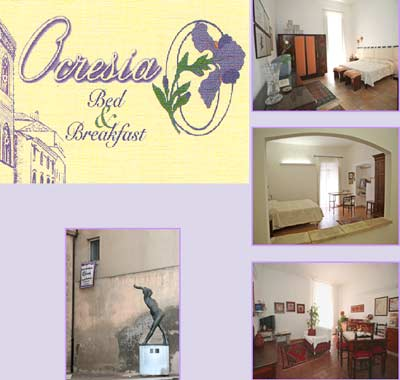Bed & Breakfast Ocresia