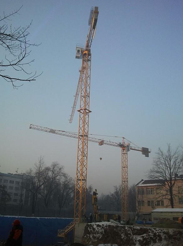 Fissologru Gru A Torre Per Edilizia Bernezzo Paginegialle It