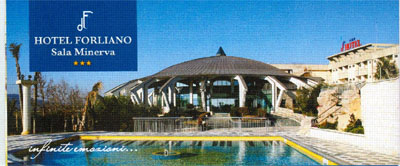 Hotel Forliano - Sala Ricevimenti Minerva