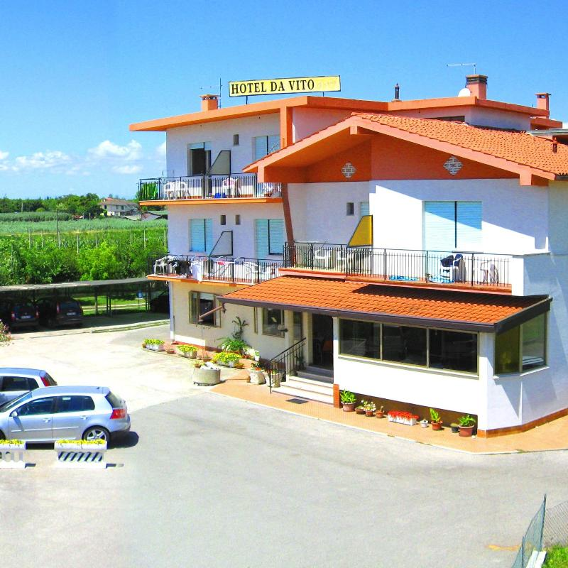 Hotel da Vito Garnì