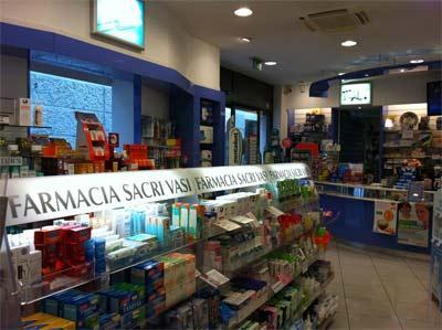 Farmacia Sacri Vasi
