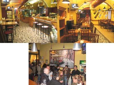 Bar Ristorante Pizzeria Otivm Lunch Cafe'