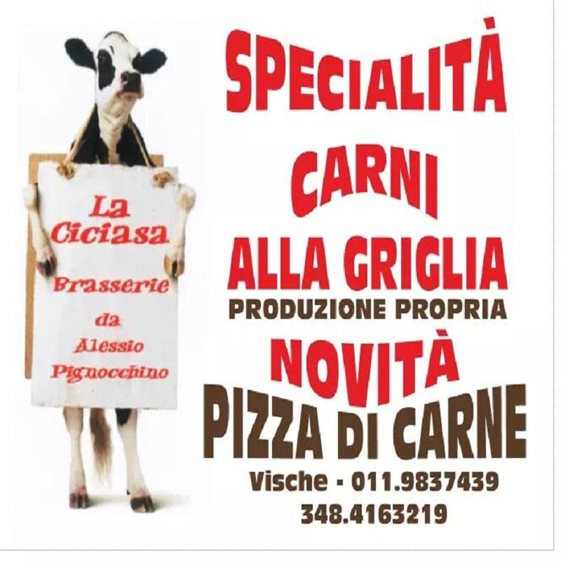 Ristorante Brasserie La Ciciasa