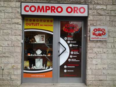 Compro Oro Outlet - Oro in Euro