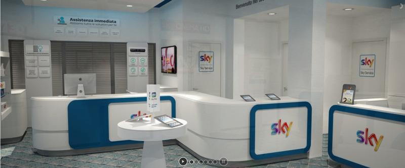 T.V.S. Tecnologie Video Servizi - Sky Service - Linkem
