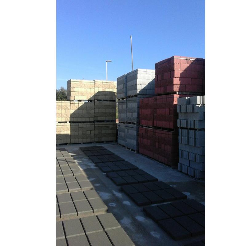 Manufatti In Cemento Sanna Edilizia Materiali Carbonia