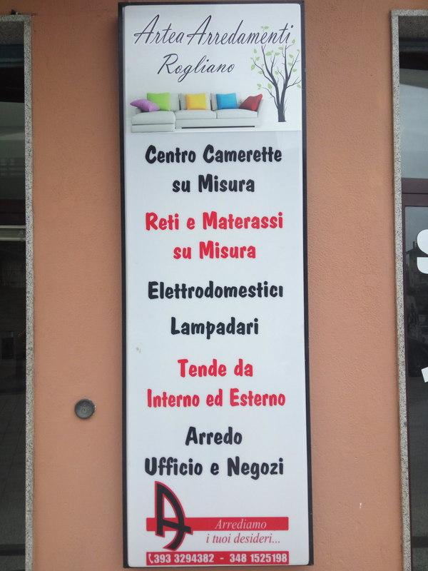 Artea Arredamenti - Arredamenti - vendita al dettaglio Rogliano ...