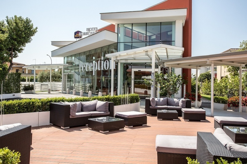 Best Western - Hotel Rome Airport