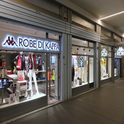 quality design 299b7 00361 kappa store roma