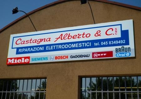 Castagna Alberto & C. - Elettrodomestici - riparazione e vendita al ...