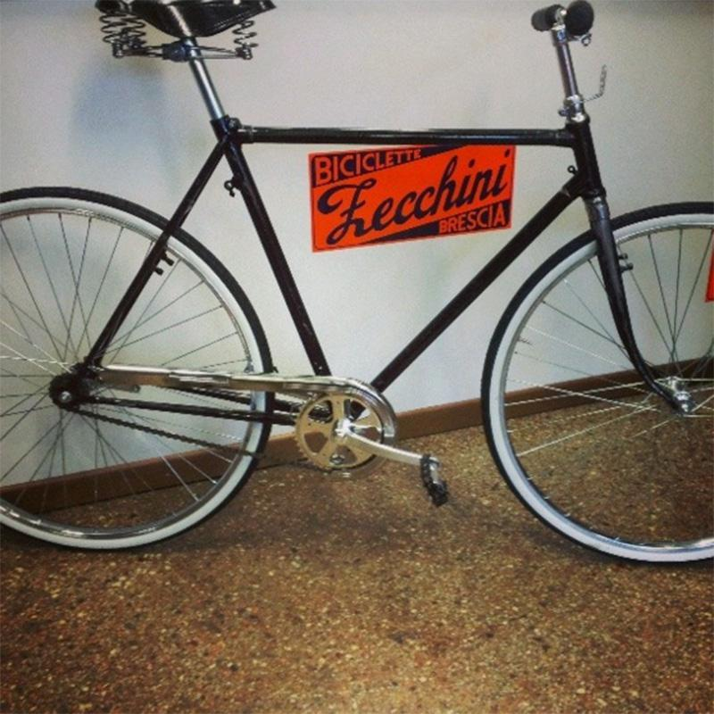 Zecchini Biciclette Biciclette Produzione Ingrosso Brescia