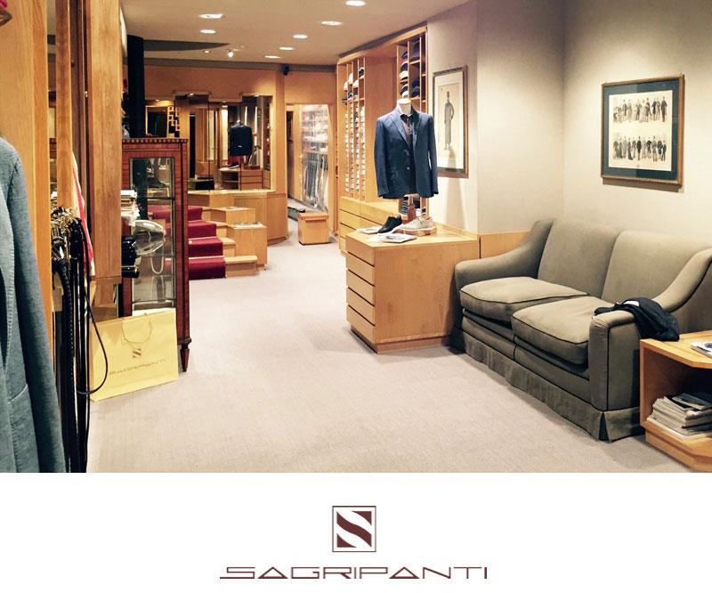 Sartoria Franco Sagripanti - Abbigliamento - vendita al dettaglio Roma  1af3b0ddfa7