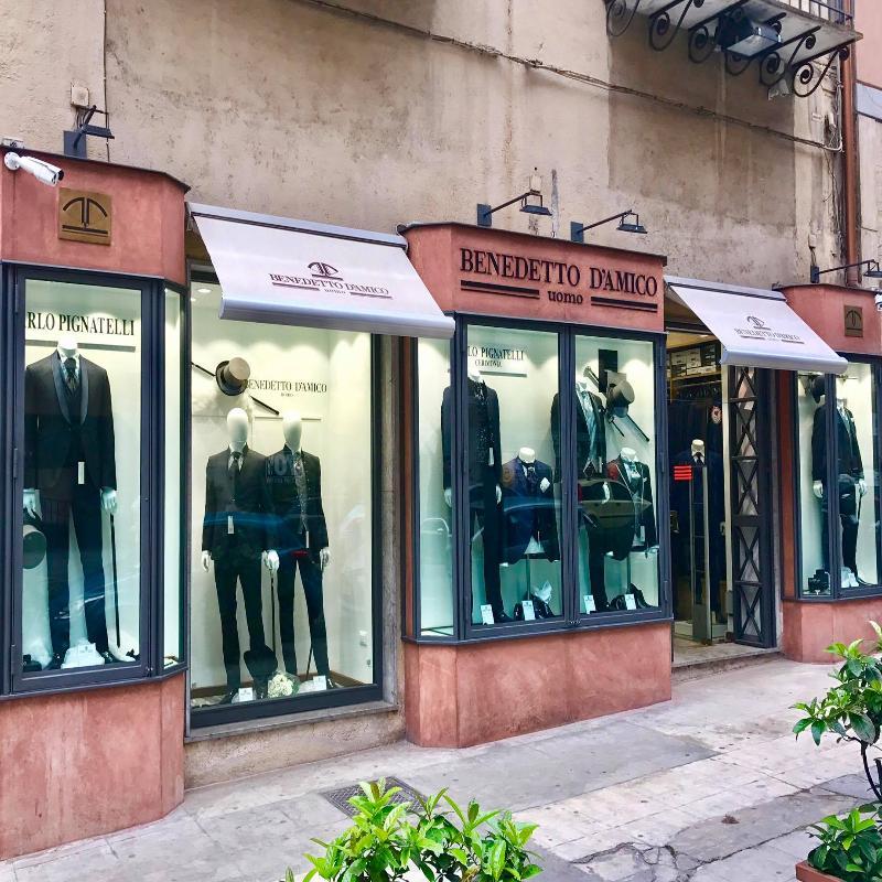 980a91dc3d Benedetto D'Amico Uomo - Abbigliamento uomo - vendita al dettaglio Palermo    PagineGialle.it