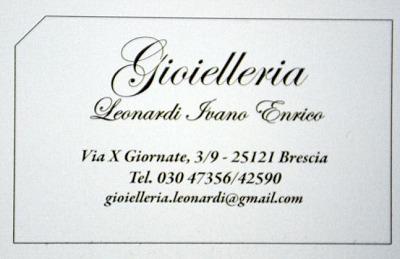 design raffinato online in vendita bene fuori x Gioielleria Leonardi - Gioiellerie e oreficerie - vendita al ...
