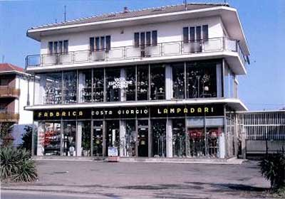 Fabbrica Lampadari Costa - Lampadari - vendita al dettaglio Leini ...