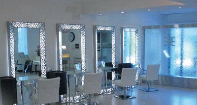 Arredamento Parrucchieri Outlet.Design Company Istituti Di Bellezza Apparecchi E