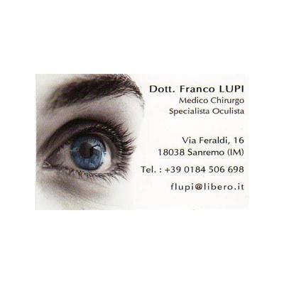 08342f6fb Lupi Dr. Franco Oculista - Medici specialisti - oculistica Sanremo    PagineGialle.it