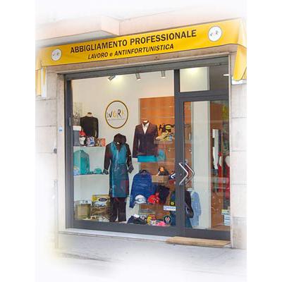 new concept 41421 c784e Work Abbigliamento Professionale - Antinfortunistica ...