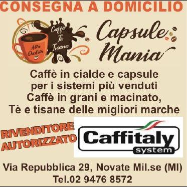 Via Repubblica Novate Milanese Mi.Cialde Caffe Novate Milanese Caffe Crudo E Torrefatto