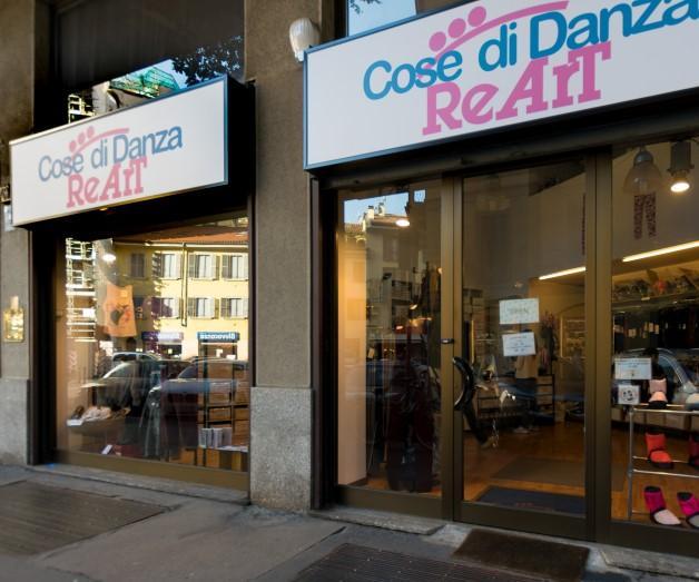 buy popular 6ea6e acfa7 Reart Cose di Danza - Dance Your Best - Danza - articoli ...