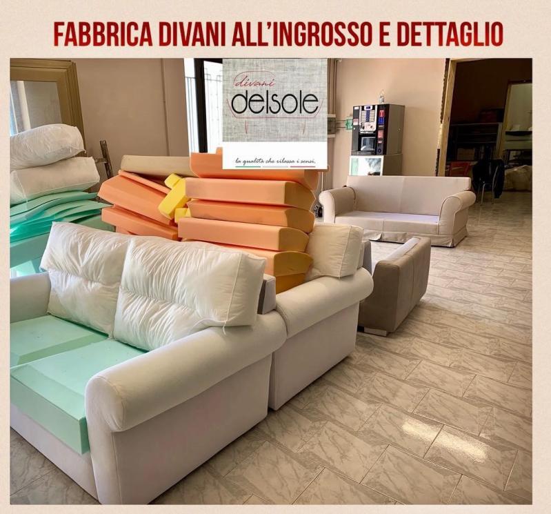 Fabbrica Divani Letto Napoli.Del Sole Sofa A Giugliano In Campania Na Pagine Gialle