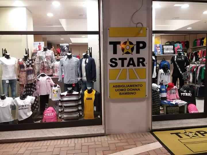 Top Star Abbigliamento a Melissa (KR) | Pagine Gialle