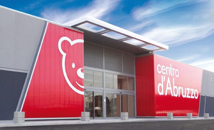 Centro Commerciale Centro D'Abruzzo a San Giovanni Teatino (CH)