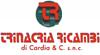 Scheda Azienda CARDIA TRINACRIA RICAMBI di CARDIA DOMENICA & C. snc