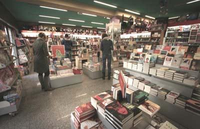 Libreria brivio srl librerie aosta for Borgione arredi