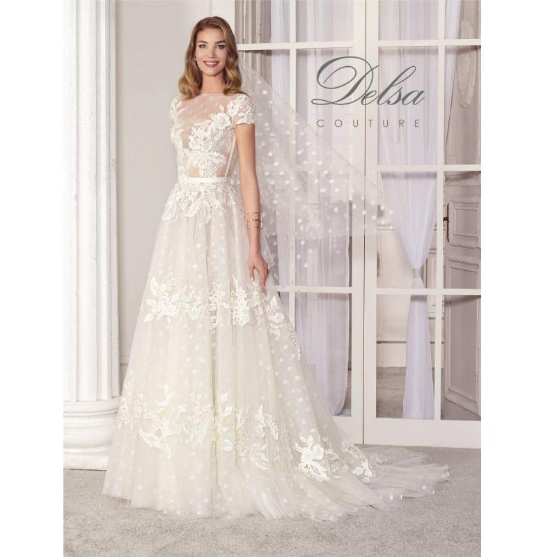 474b4b0435ee Delsa - Abiti da sposa e cerimonia Belforte Del Chienti ...