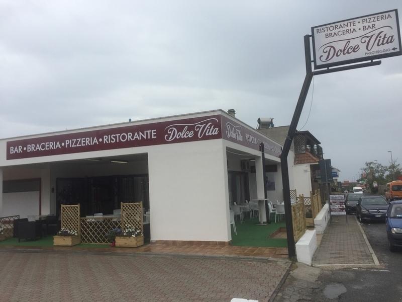 Dolce Vita Ristorante Pizzeria Braceria Bar