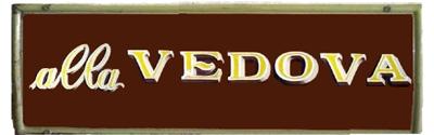 Osteria alla Vedova