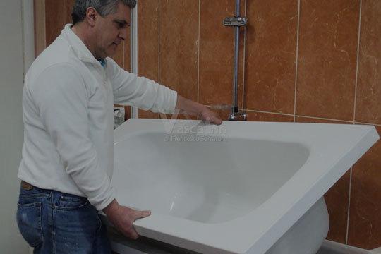 Dimensioni Minime Di Una Vasca Da Bagno : Serratore sovrapposizione vasche da bagno bagno accessori e