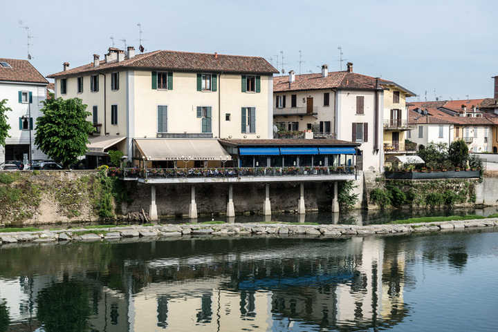 Terrazza Manzotti - Ristoranti Canonica D\'Adda | PagineGialle.it