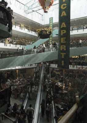 Centro Commerciale Campo dei Fiori