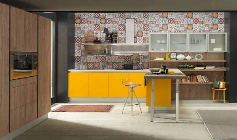 Cucine americane anni 50 great eccezionale mobile credenza da cucina anni con piano in marmo gi - Cucine americane anni 50 ...