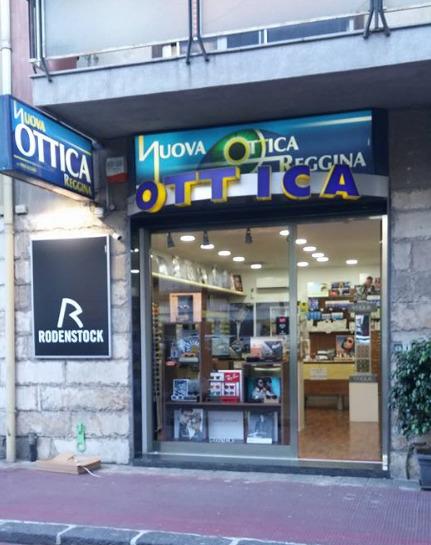 Nuova Ottica Reggina - Ottica, lenti a contatto ed occhiali ...