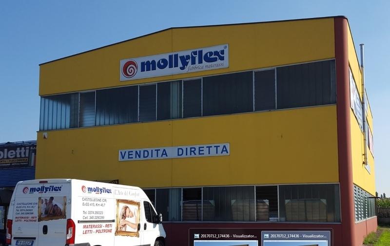 Materassi Castelleone.Materassi Mollyflex A Castelleone Cr Pagine Gialle