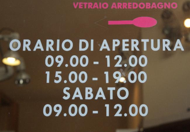 il vetraio arredo bagno - corso saracco 89 - 15076 ovada (al ... - Arredo Bagno Ovada
